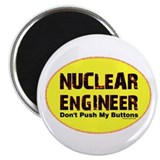 Nuclear Engineer Magnet