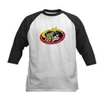 Shuttle STS-123 Kids Baseball Jersey