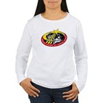 Shuttle STS-123 Women's Long Sleeve T-Shirt