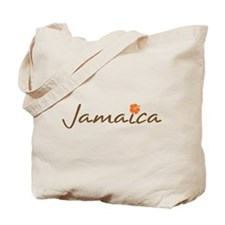 Cute Jamaica Tote Bag