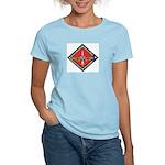 4th Marine Aircraft Wing MP Women's Light T-Shirt