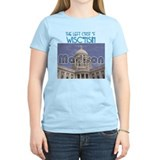Madison Wisconsin  T-Shirt