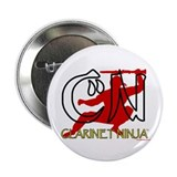 "Clarinet Ninja 2.25"" Button"