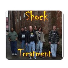 Shock Treatment Mousepad