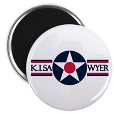 K. I. Sawyer Air Force Base Magnet
