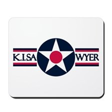 K. I. Sawyer Air Force Base Mousepad