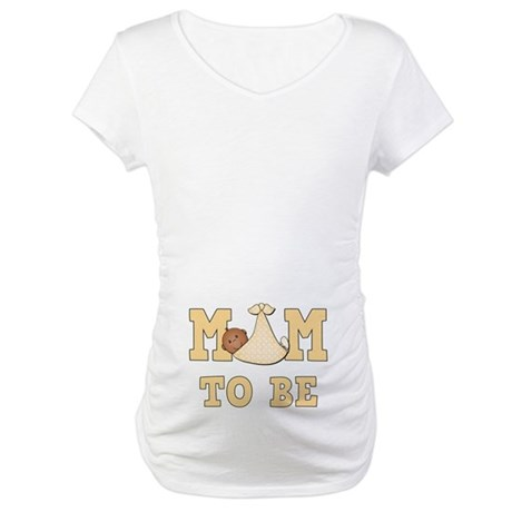 Mom to Be Maternity T-Shirt