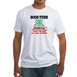 Boob Tube Fitted T-Shirt