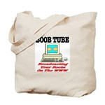 Boob Tube Tote Bag