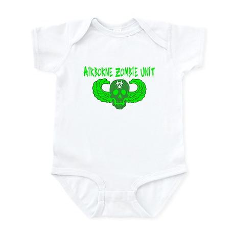 Abn Zombie III Infant Bodysuit