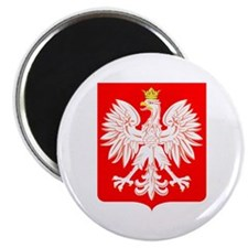 Polish Eagle Shield Magnet