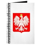 Polish Eagle Shield Journal