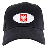 Polish Eagle Shield Baseball Hat