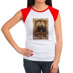 Orrin P. Rockwell Women's Cap Sleeve T-Shirt