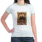 Orrin P. Rockwell Jr. Ringer T-Shirt