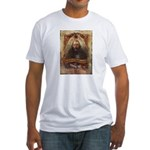 Orrin P. Rockwell Fitted T-Shirt