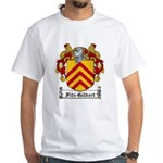 Fitz-Gilbert Family Crest White T-Shirt