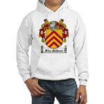 Fitz-Gilbert Family Crest Hooded Sweatshirt