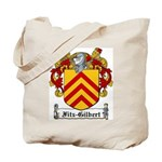 Fitz-Gilbert Family Crest Tote Bag