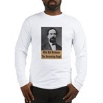 Wild Bill Hickman Long Sleeve T-Shirt