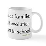Kansas Wants Evolution Coffee Mug