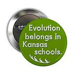 Kansas Pro-evolution Button