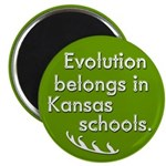 Evolution in Kansas Schools Magnet