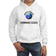 World's Coolest SWIMMING COACH Hoodie
