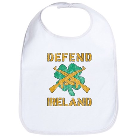 Defend Ireland Bib