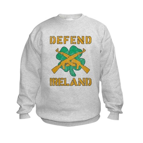 Defend Ireland Kids Sweatshirt