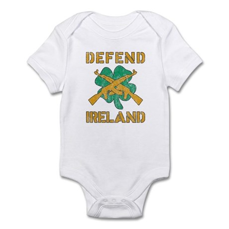 Defend Ireland Infant Bodysuit