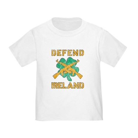 Defend Ireland Toddler T-Shirt