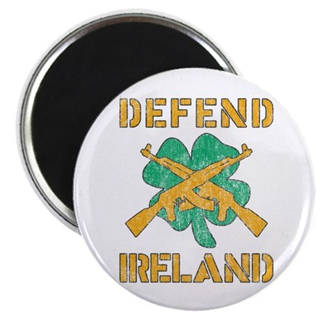 Defend Ireland Magnet