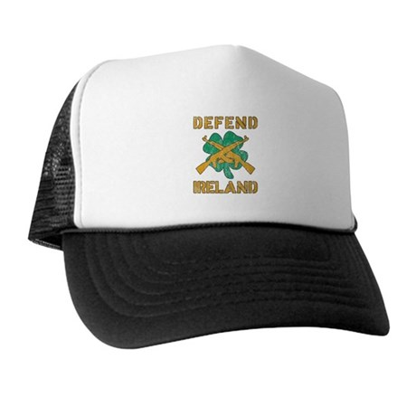 Defend Ireland Trucker Hat