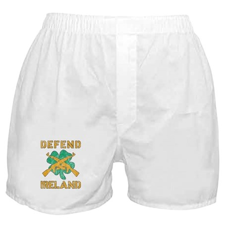 Defend Ireland Boxer Shorts