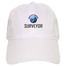 World's Coolest SURVEYOR Baseball Cap