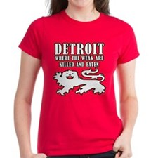 DETROIT. Where the Weak are Killed and Eaten - Red