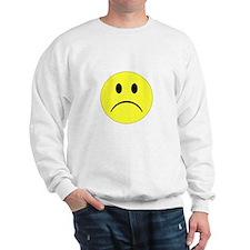 Sad Smiley Sweatshirt