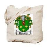 Mulcahy Family Crest Tote Bag