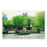 Romance in Central Park Postcards (Package of 8)