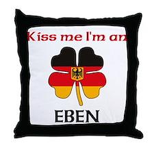 Eben Family Throw Pillow