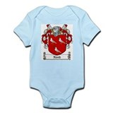 Nash Family Crest Infant Creeper