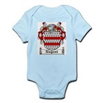 Nugent Family Crest Infant Creeper