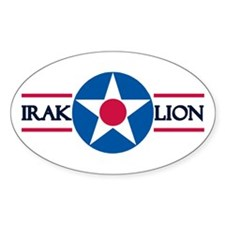 Iraklion Air Station Oval Decal