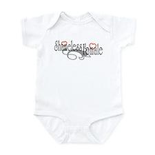 Shameless Female Infant Bodysuit