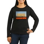 KGB Headquarters Women's Long Sleeve Dark T-Shirt