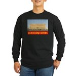 KGB Headquarters Long Sleeve Dark T-Shirt