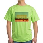 KGB Headquarters Green T-Shirt