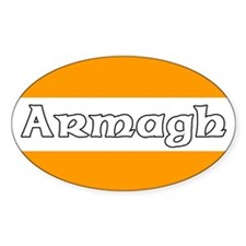 Armagh Oval Decal