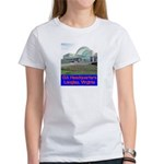 CIA Headquarters Women's T-Shirt